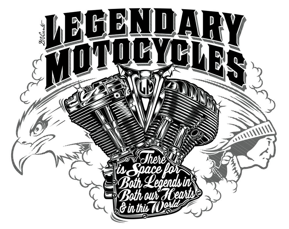 f060766e1aaf Harley davidson designs on behance png 1000x794 Legendary designs