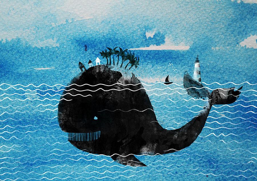 illustrations sea