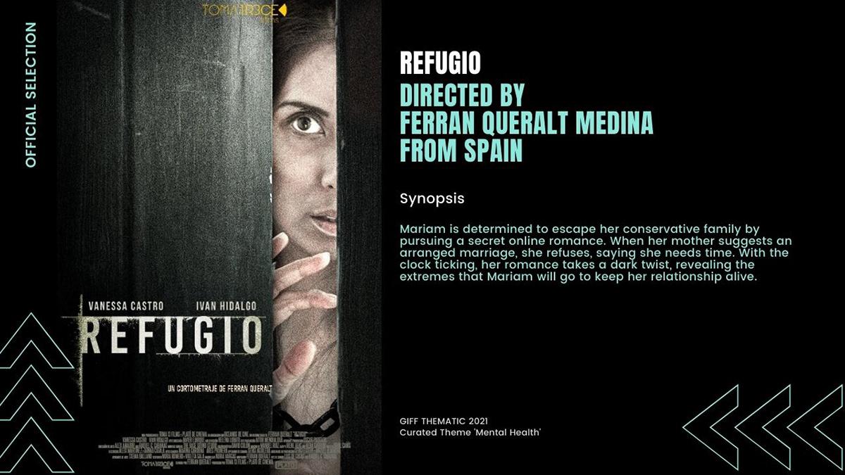 film festival mental health Short films
