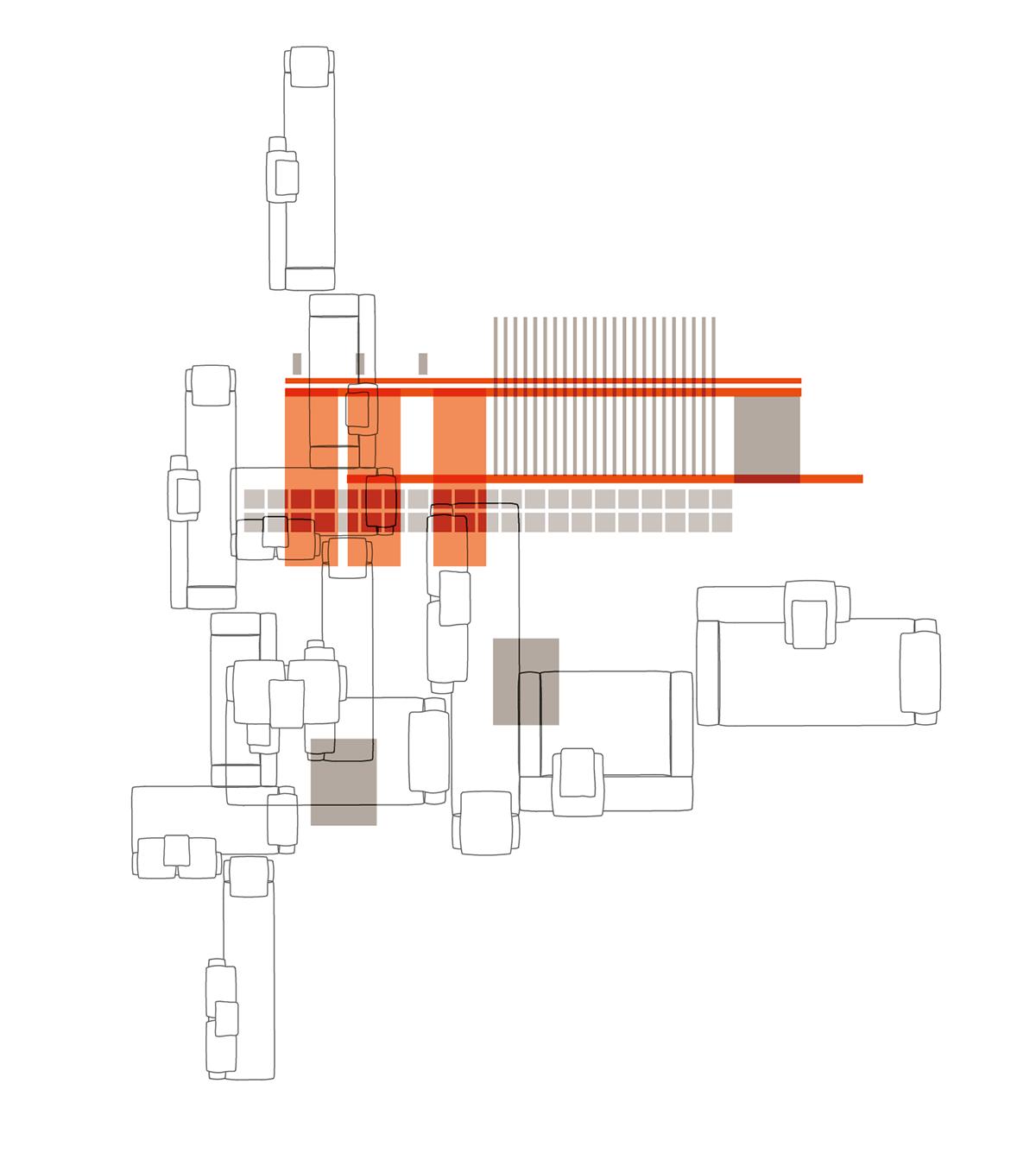 architecture architettura conceptual concettuale design Illustrator Vectorial vettoriale