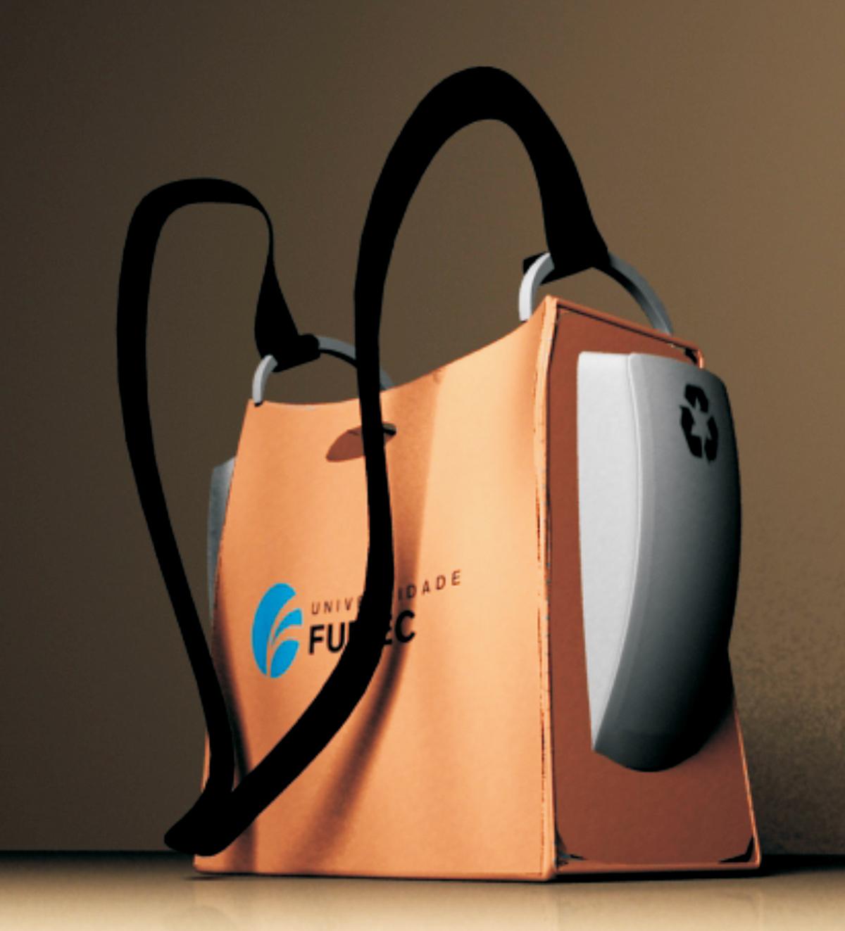 sacola ecológica ecobag