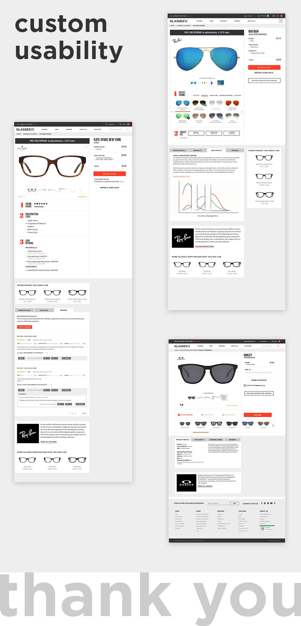 Rebrand,glasses