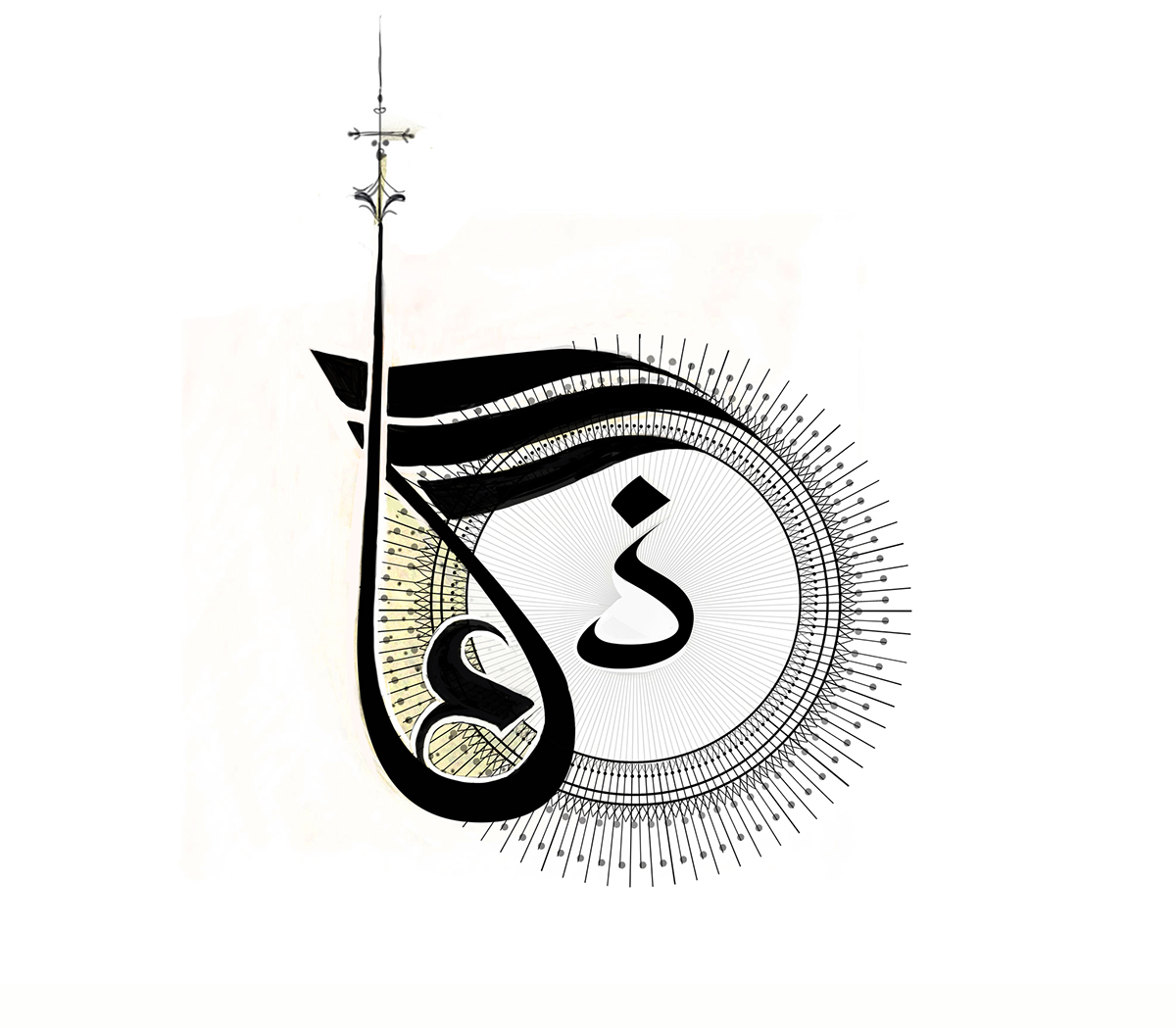 Calligraphy design on behance