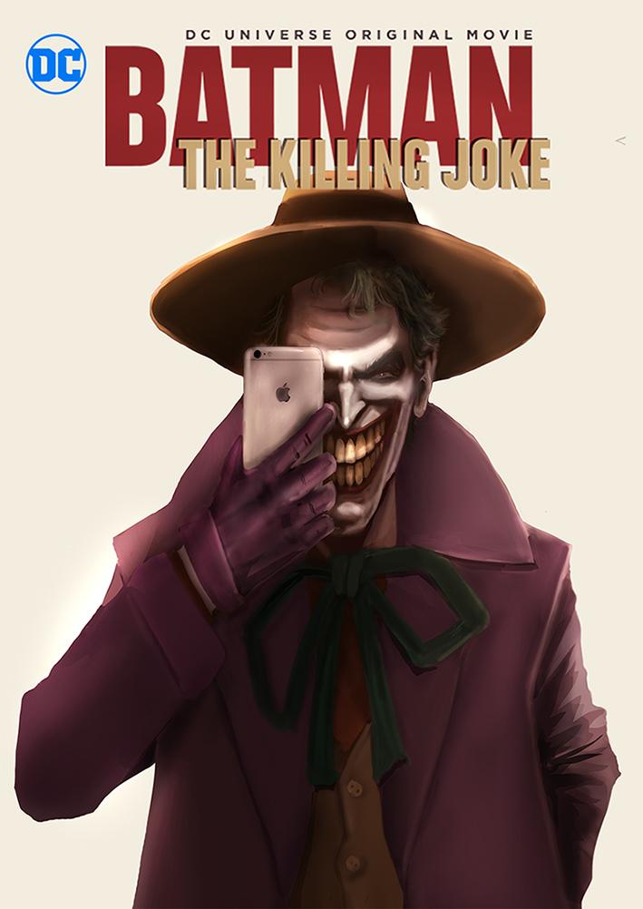 JAN180393 - ABSOLUTE BATMAN THE KILLING JOKE HC - Previews