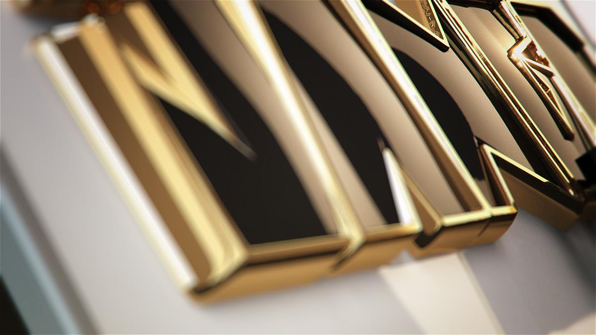 luxo jango mozambique angola gold shiney glossy logo build Liquid Channel CI birthmark