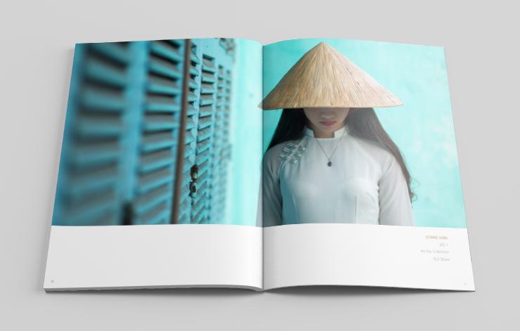 rehahn exposition catalogue on behance