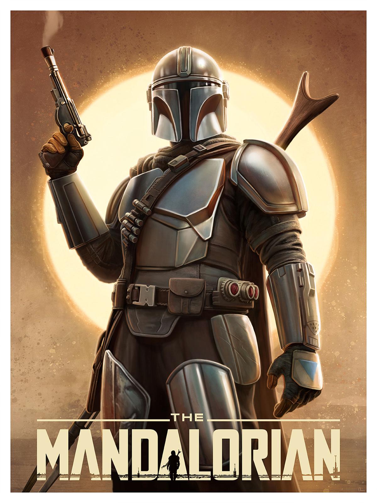 The Mandalorien