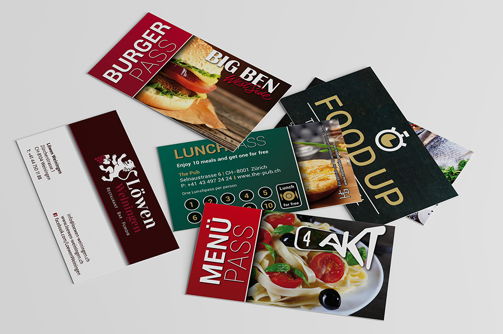 Janik Tobler Portfolio Business Cards