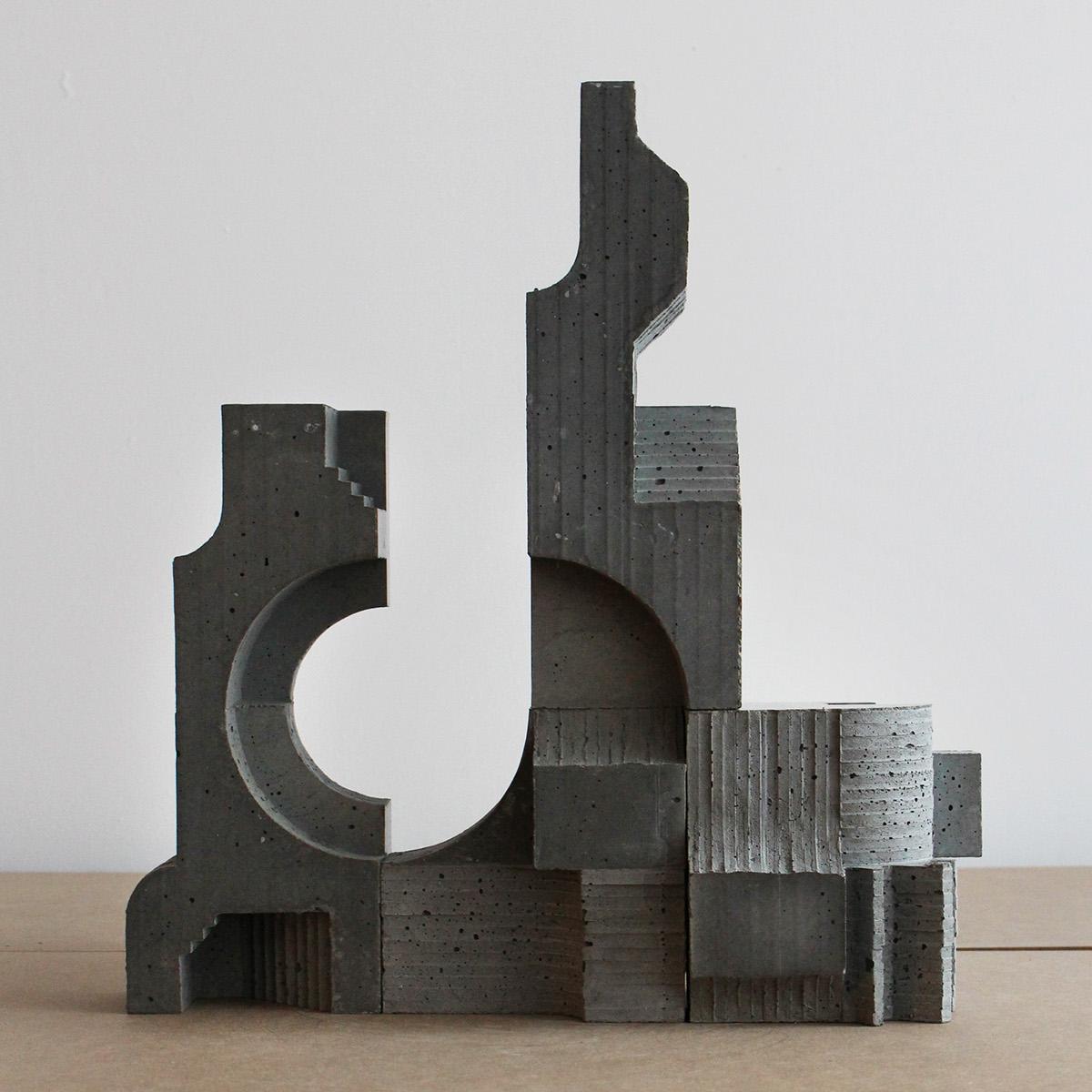 friche ii on behance. Black Bedroom Furniture Sets. Home Design Ideas