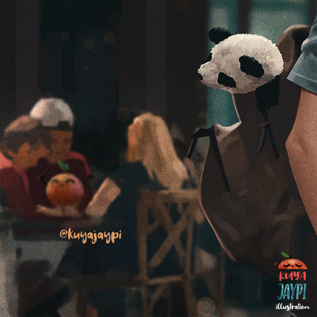 Five Feet Apart Kitap: Fanart Illustration, Character Design On