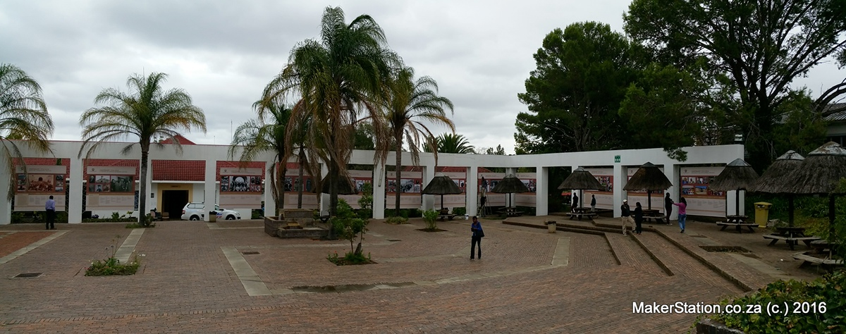 Fort Hare slowdesign andrea couvert
