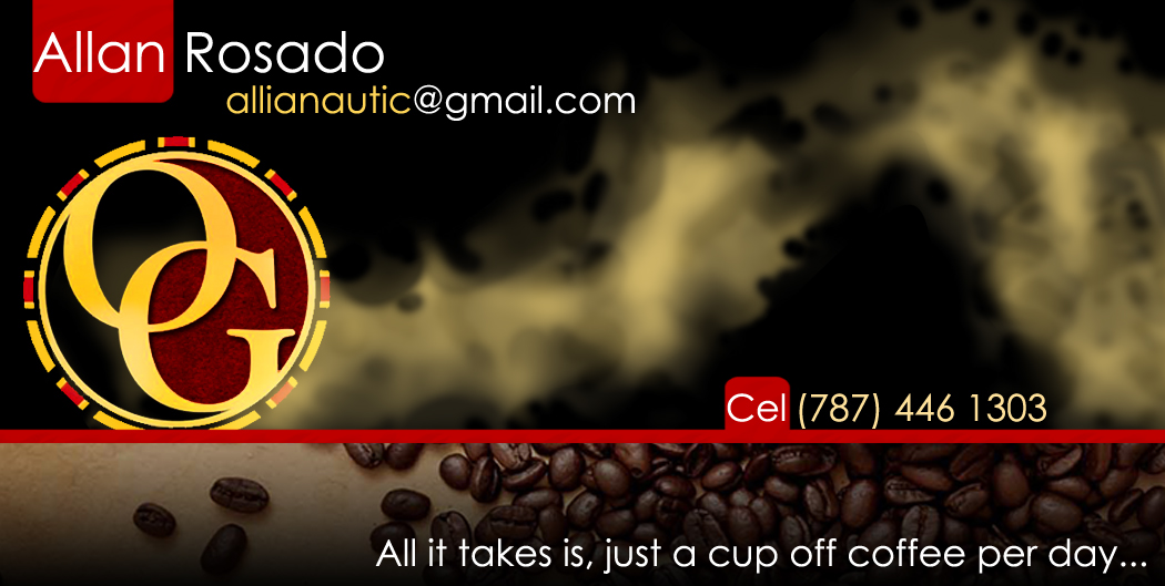 Allan rosado organo gold business cards organo gold business cards colourmoves
