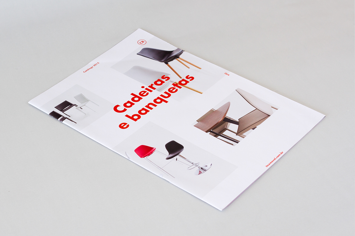 Itex furniture catalogue on behance for Furniture catalogue