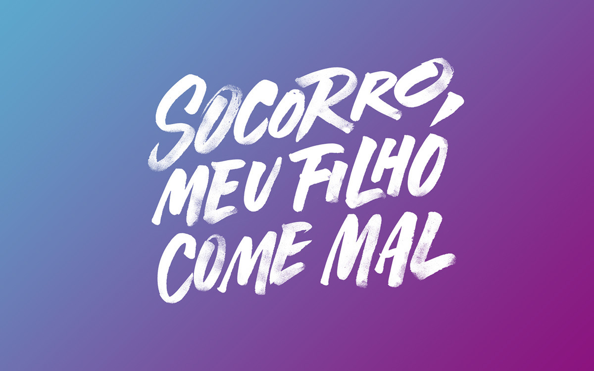 lettering,Brasil,GNT,Globosat,type,letters,design,Channel,andres rossi,andresrossi,andresrossistudio,network,colors,motion