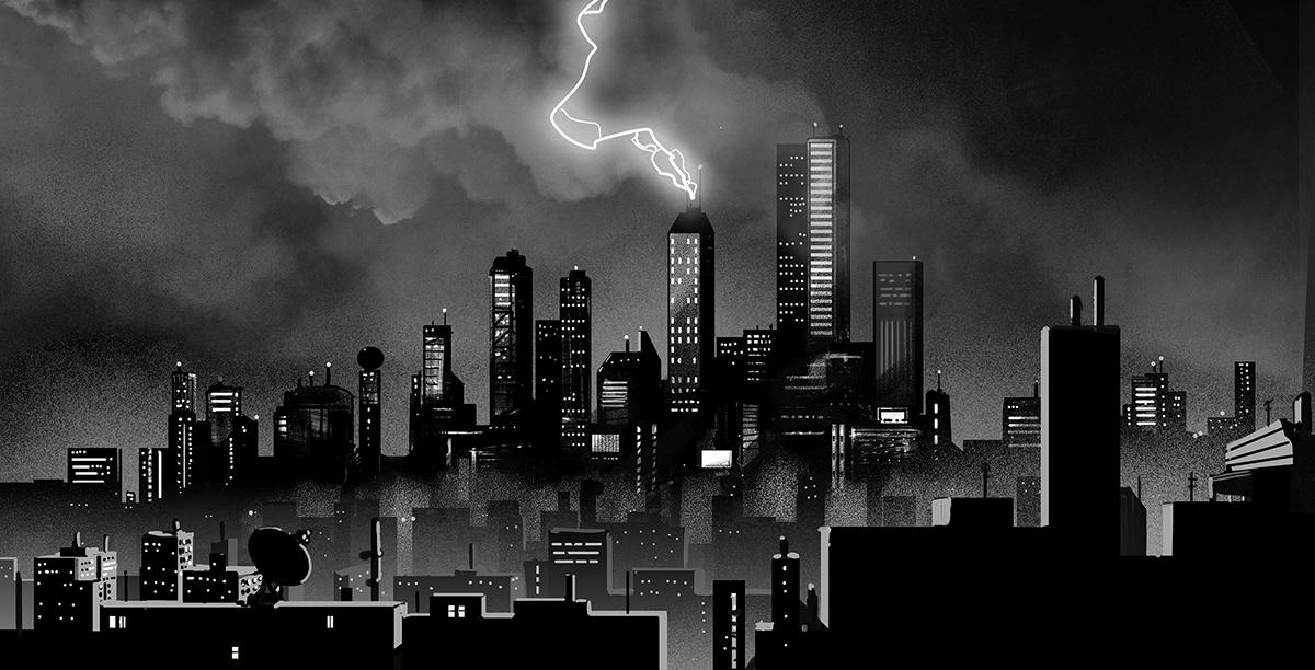 Image may contain: sky, skyscraper and cityscape