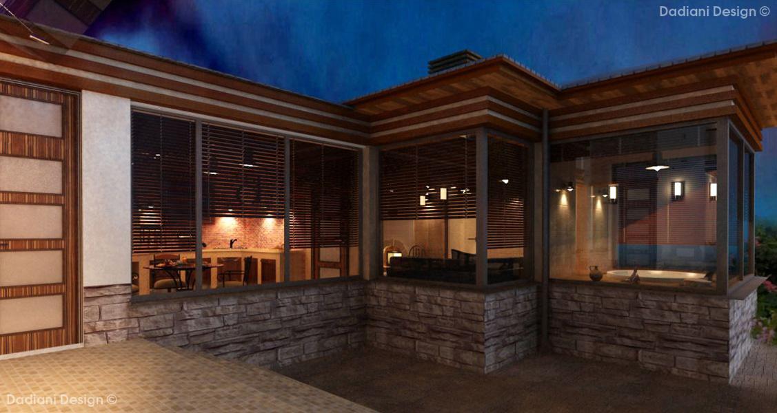 architecture design Interior interior design  luxury private house архитектура дизайн интерьера коттедж частный дом