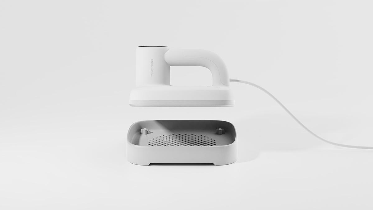 heat press press product design