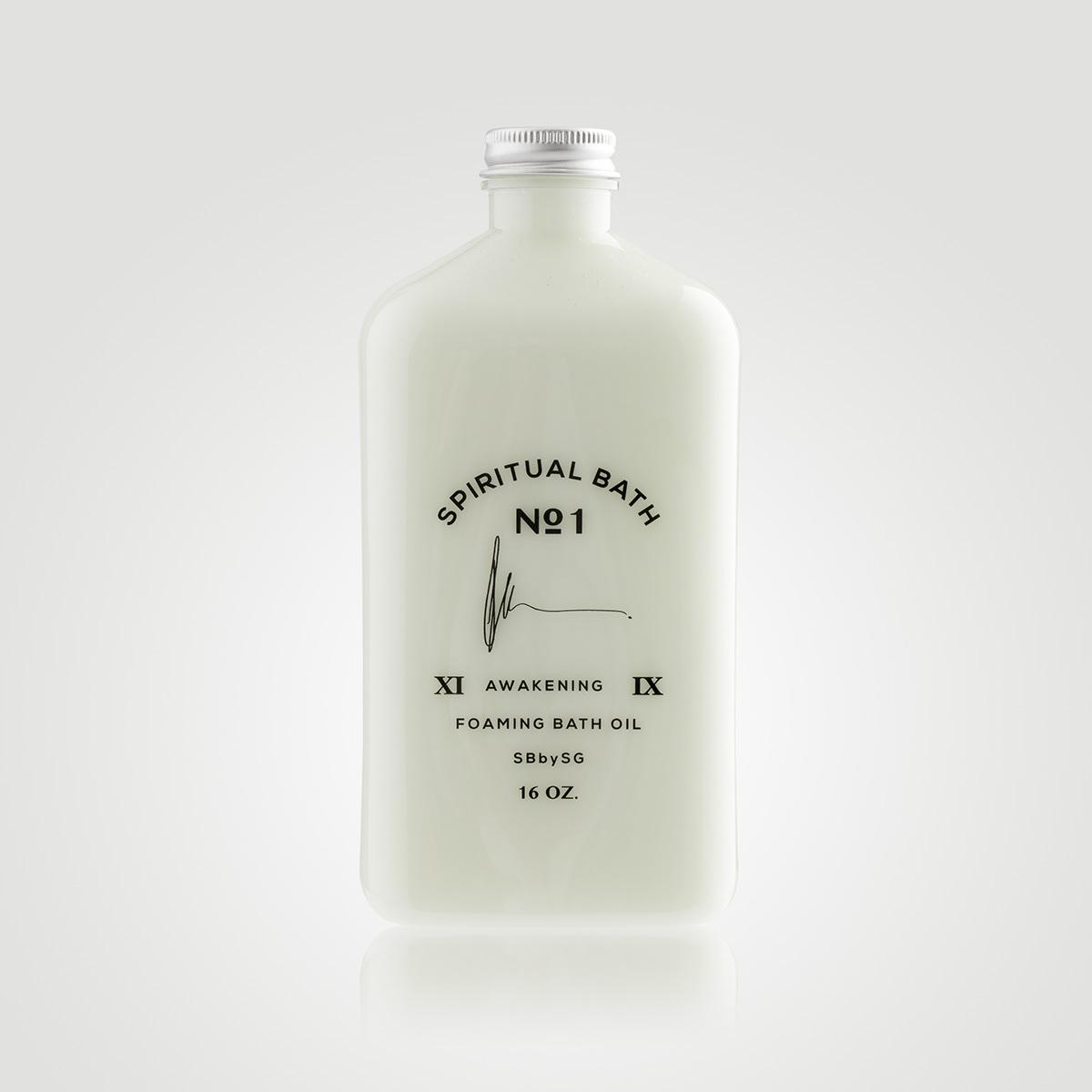 SBbySG Spiritual Bath - Packaging Design | Development on AIGA