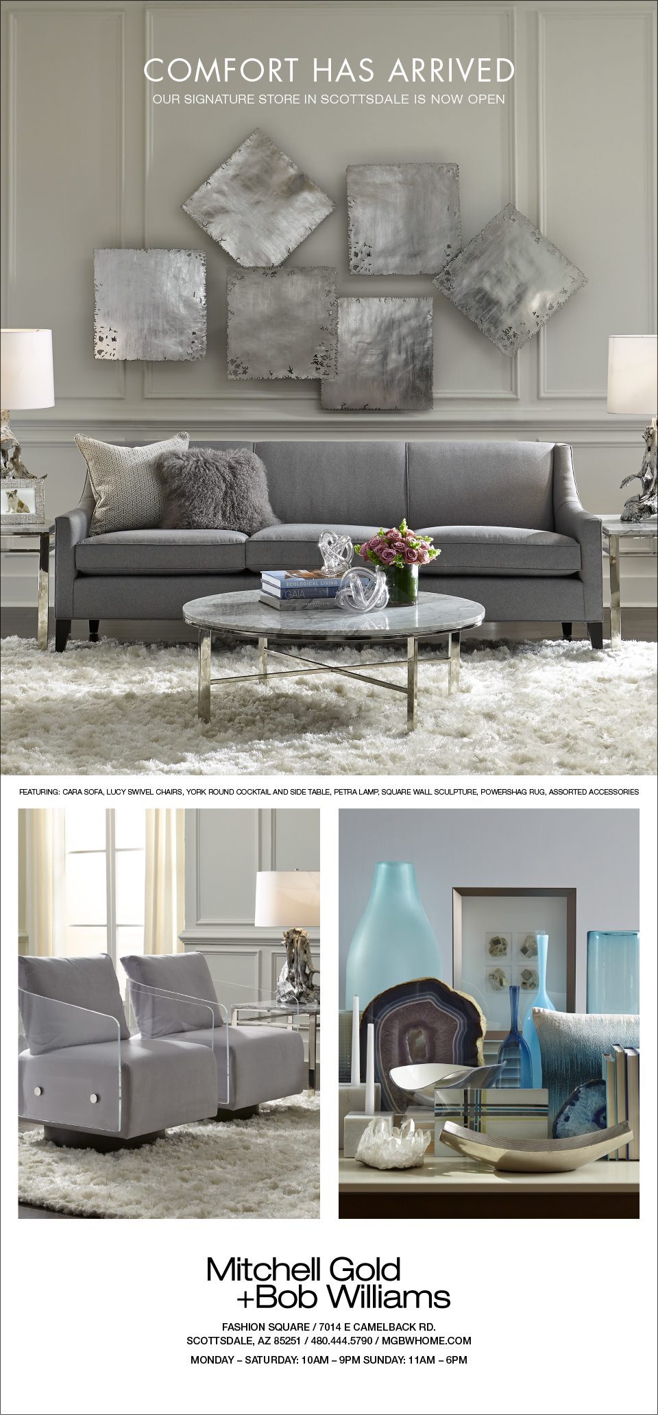 Mitchell Gold + Bob Williams Home Furnishings On Behance
