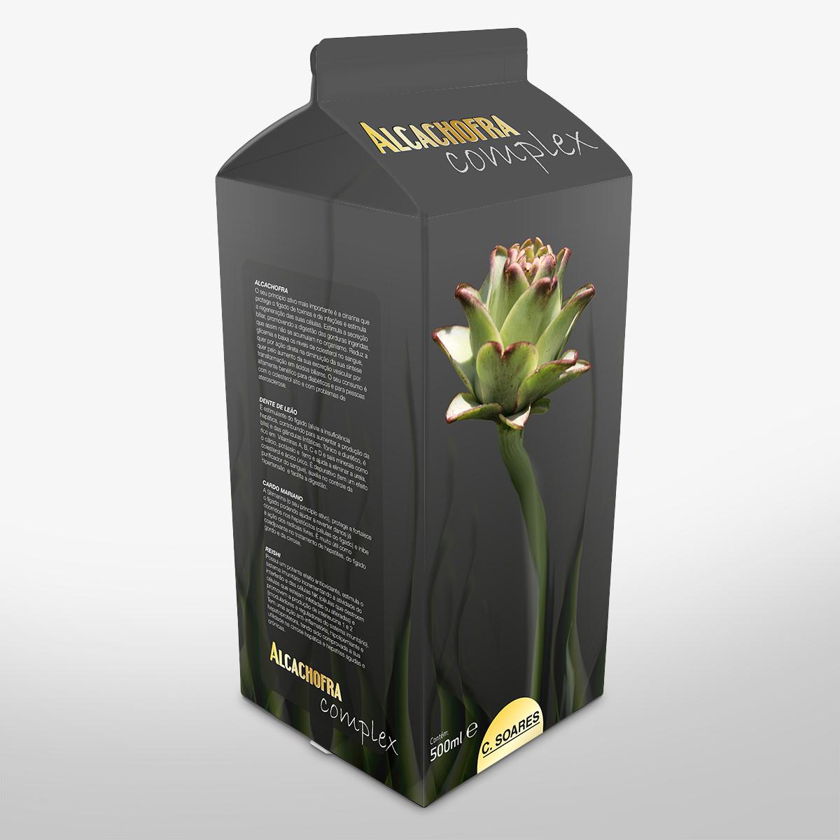box design package design