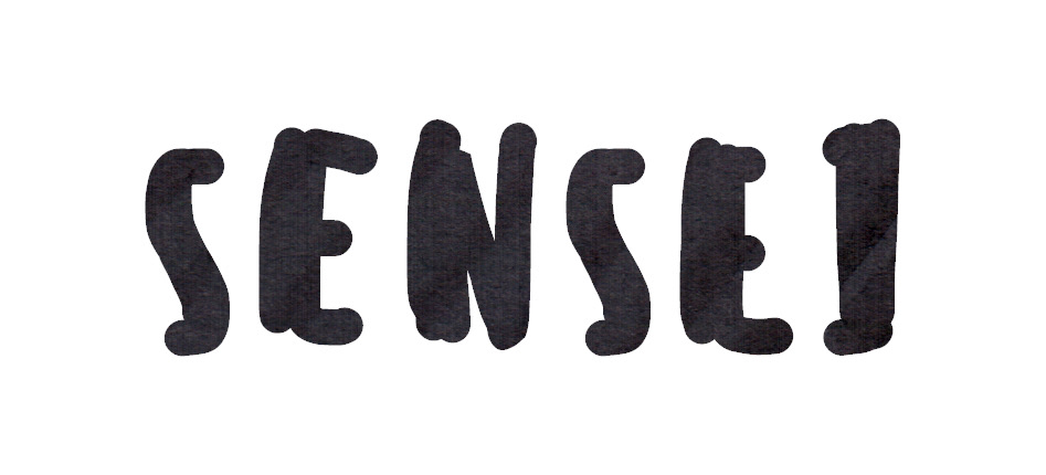 Sensei Font Download