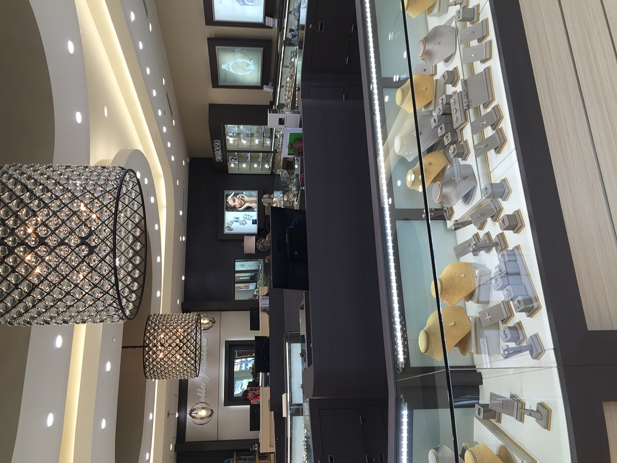 interior design award iinstore editors belle jewelers on