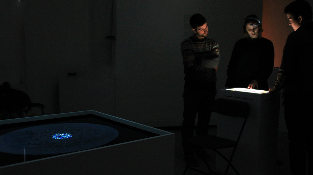 brain wave,eeg,water,wood,Projector,reflection,sound