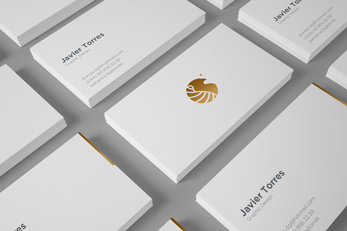 9 Business Card Mockup Professional on Behance