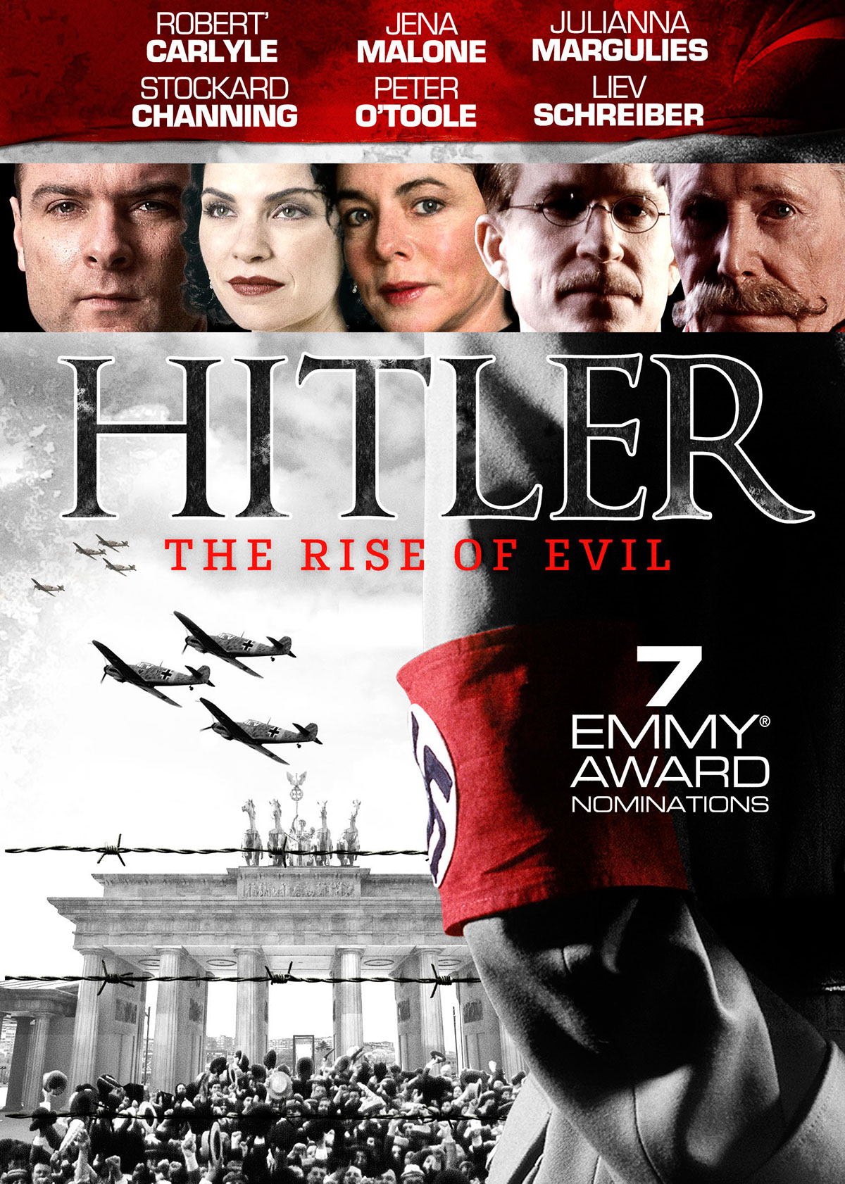 Film Hitler - vzpon zla - Hitler: The Rise of Evil (2003 ...
