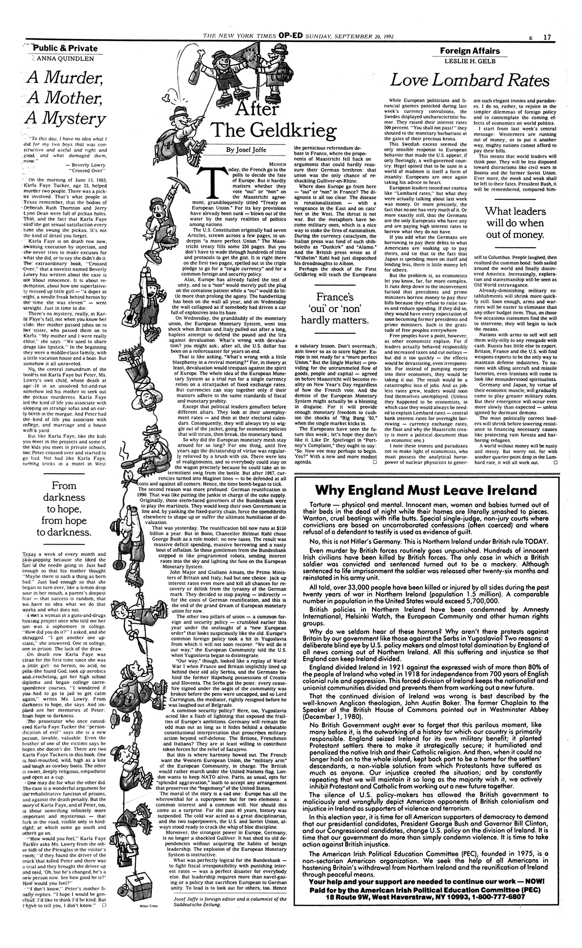 NYTimes New York Times op-ed