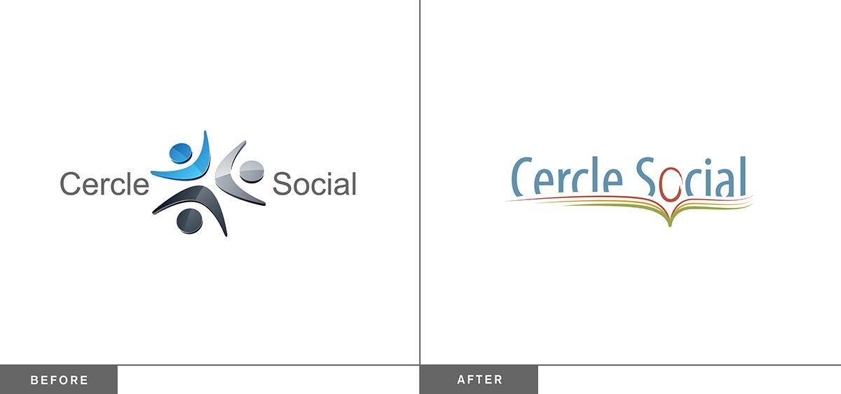 logo,cercle social,Education,Benin,youth,youth development,africa