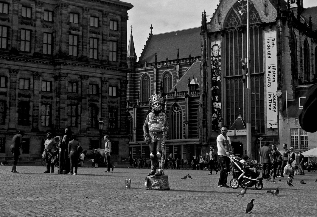 amsterdam Netherlands Cat bicicles churches squares utrecht architecture chair