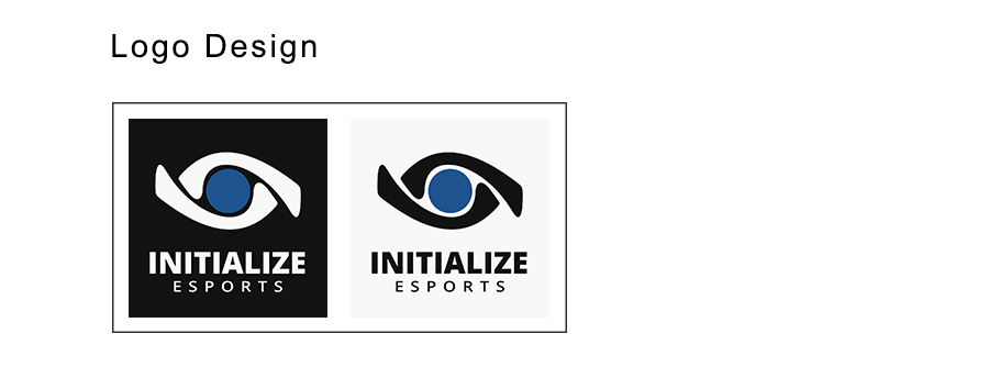 initialize esports logo