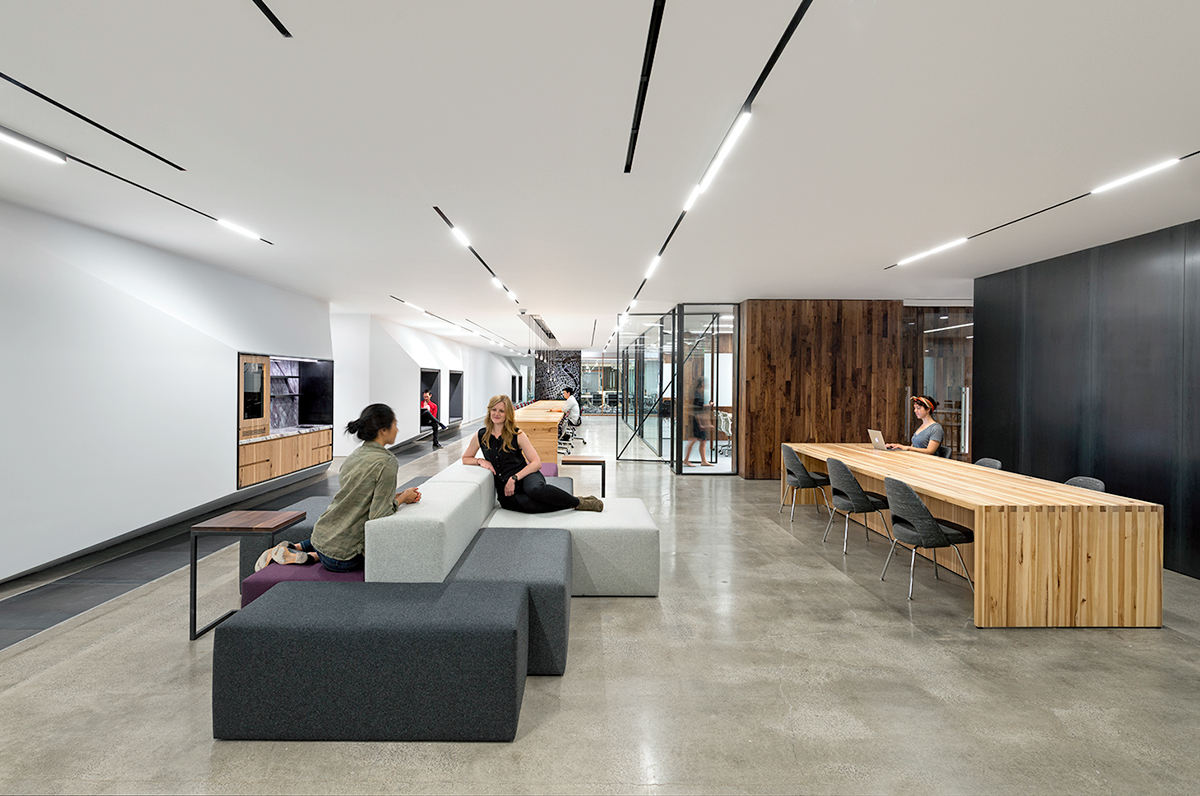 Inside uber san francisco headquarters for Interior design san francisco