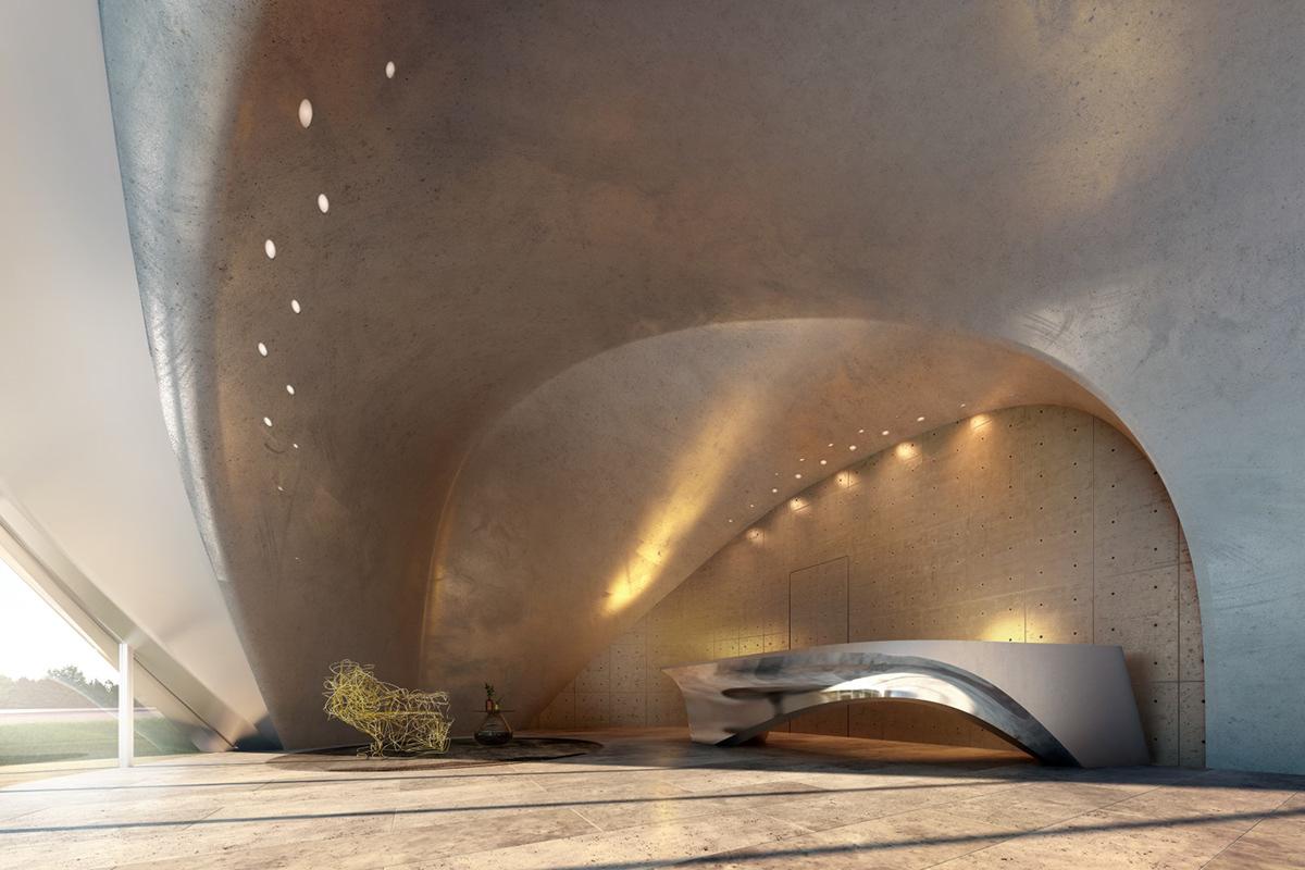 motiv motyw motiv studio rendering visualization animation  propoerty agency CGI architecture