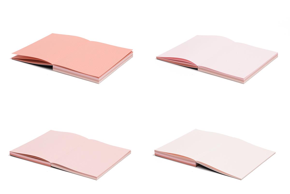 Stack Notebook - Design