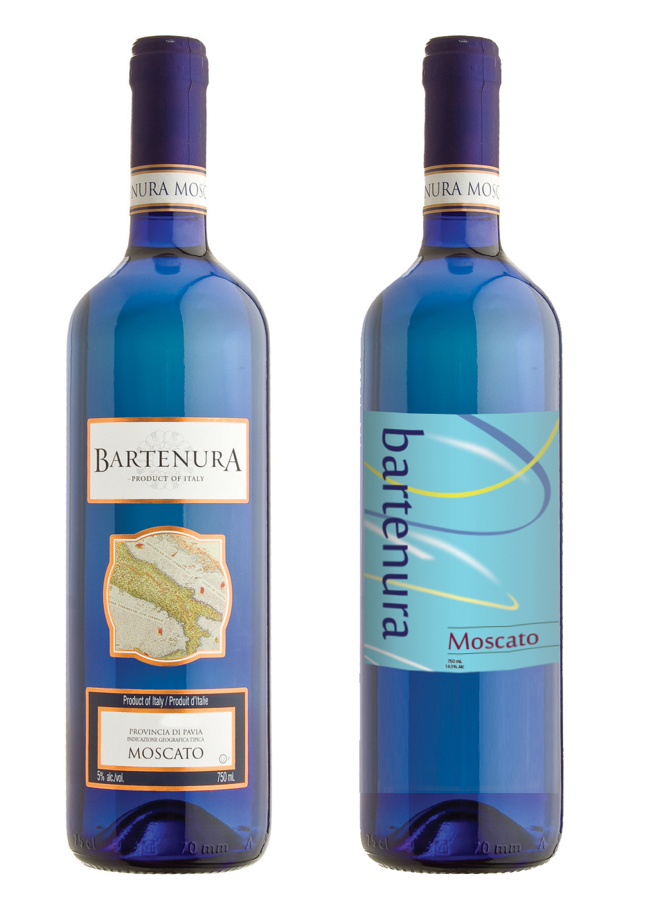 labeling wine design