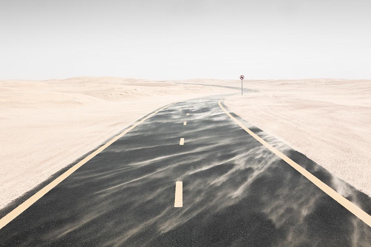 desert sand man FINEART wallart prints minimalist minimal dubai anthonylamb