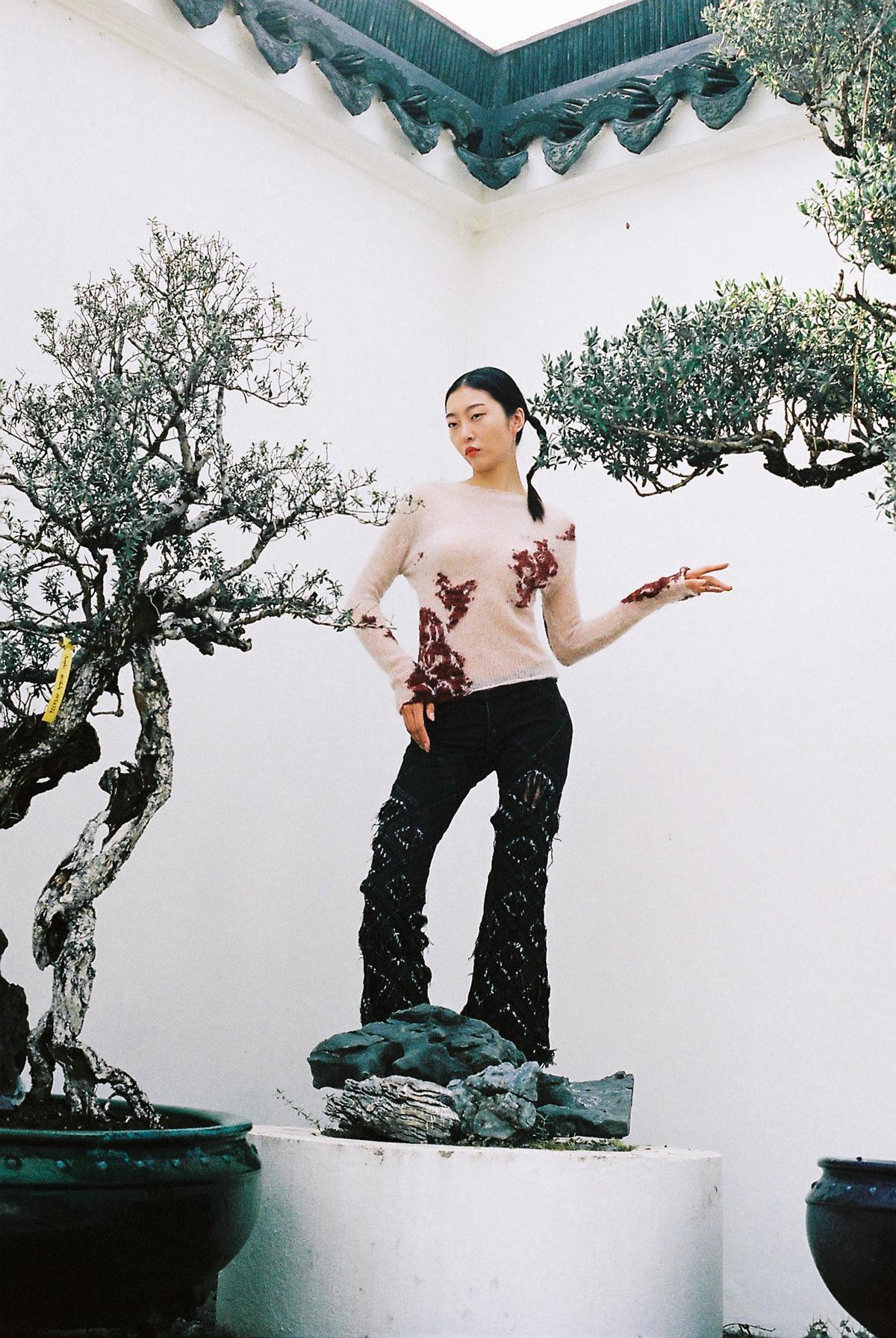 SINGAPORE FASHION editorial asia chinese fashion editorial