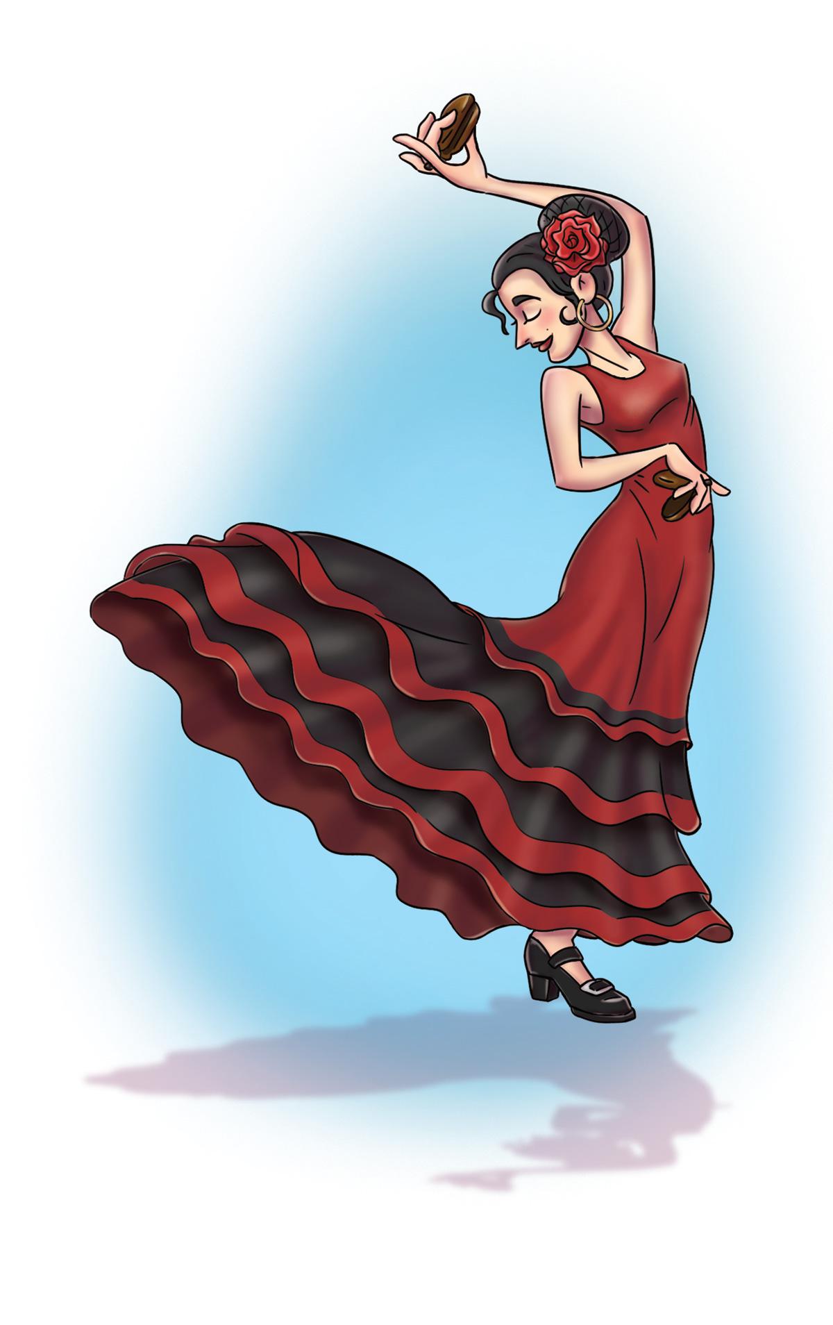 ballet Castle DANCE   dancing disco fantasy Flamenco irish king valsa