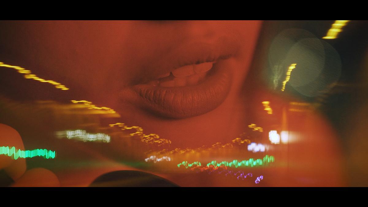 analog glitch Film   music video