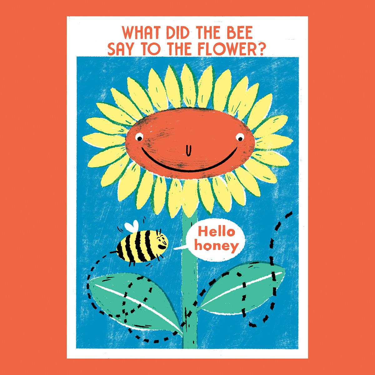 bee Flowers amalteia