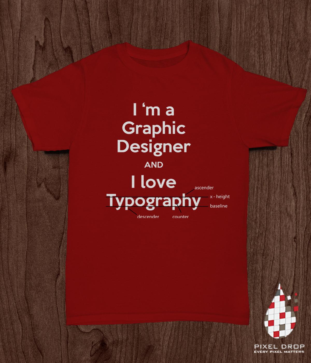 Pixel Drop Kuwait - Graphic and 3D artist T-shirt Designs 8c44ebc49