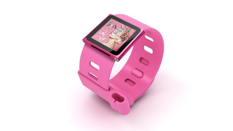Ipod Nano Wrist Band Correa Para Ipod Nano On Behance