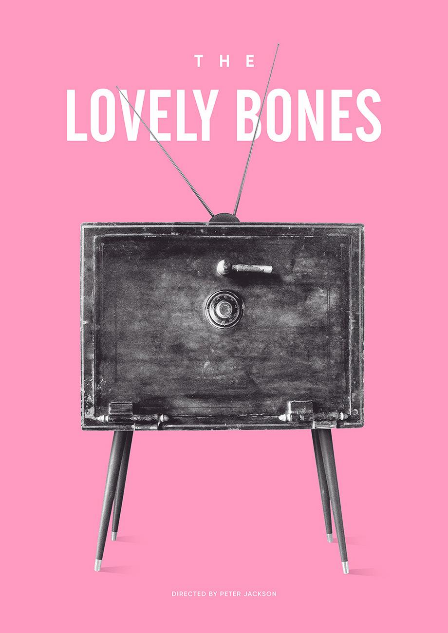 Poster for The Lovely Bones movie