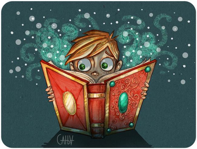 wizard Magic   fantasy childrens book Magic Mushrooms bat owl moon magic potion glass jars