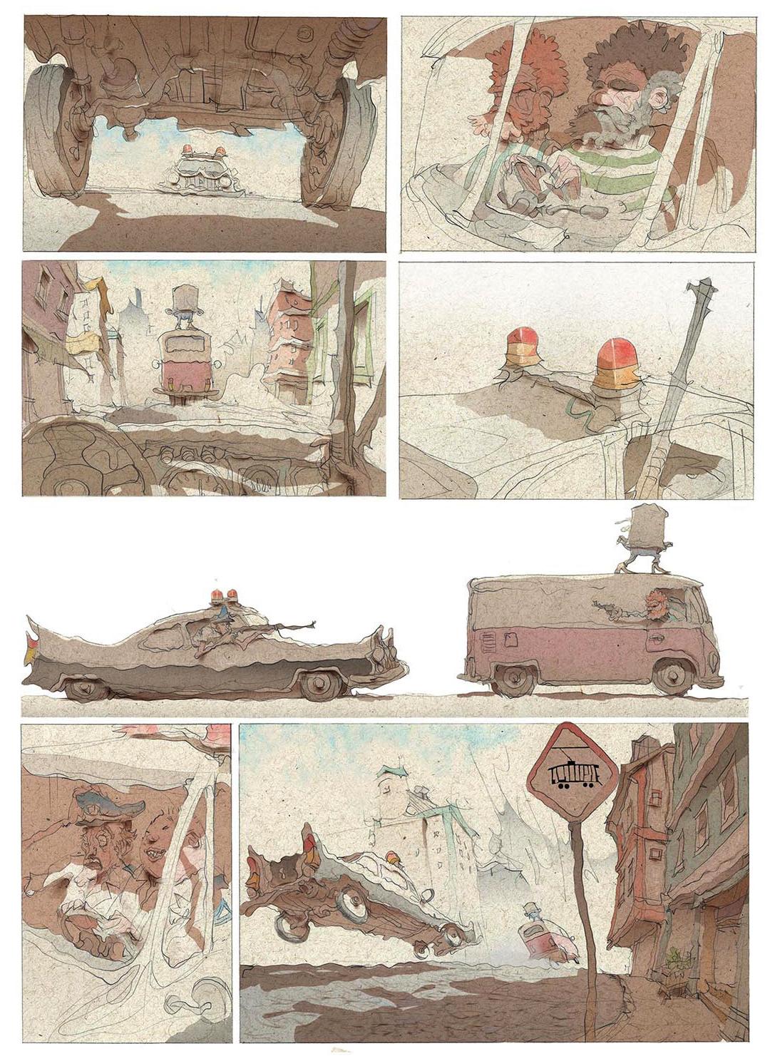 bande dessinée comic quadrinho