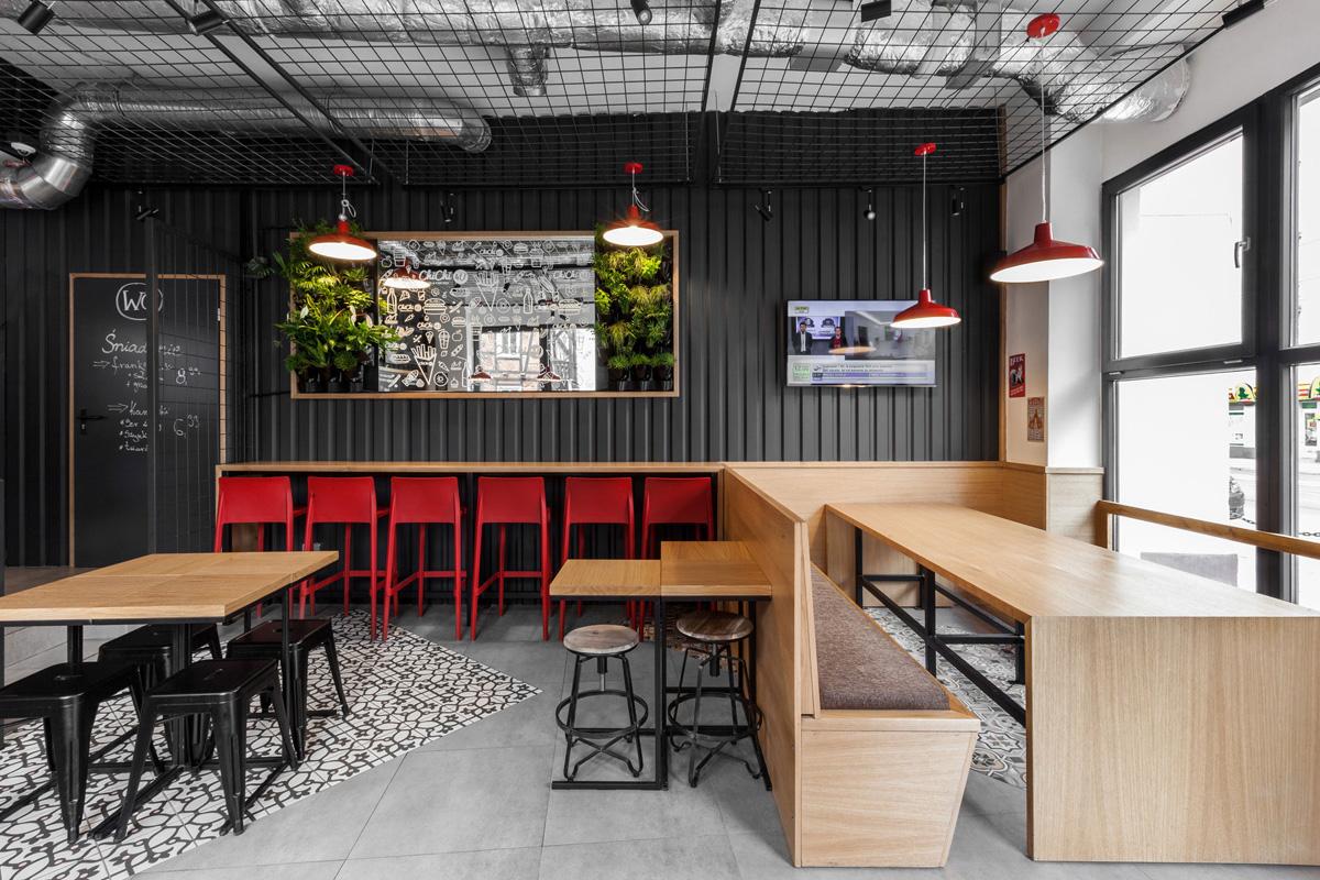 Chichi 4u Burger Bar On Behance