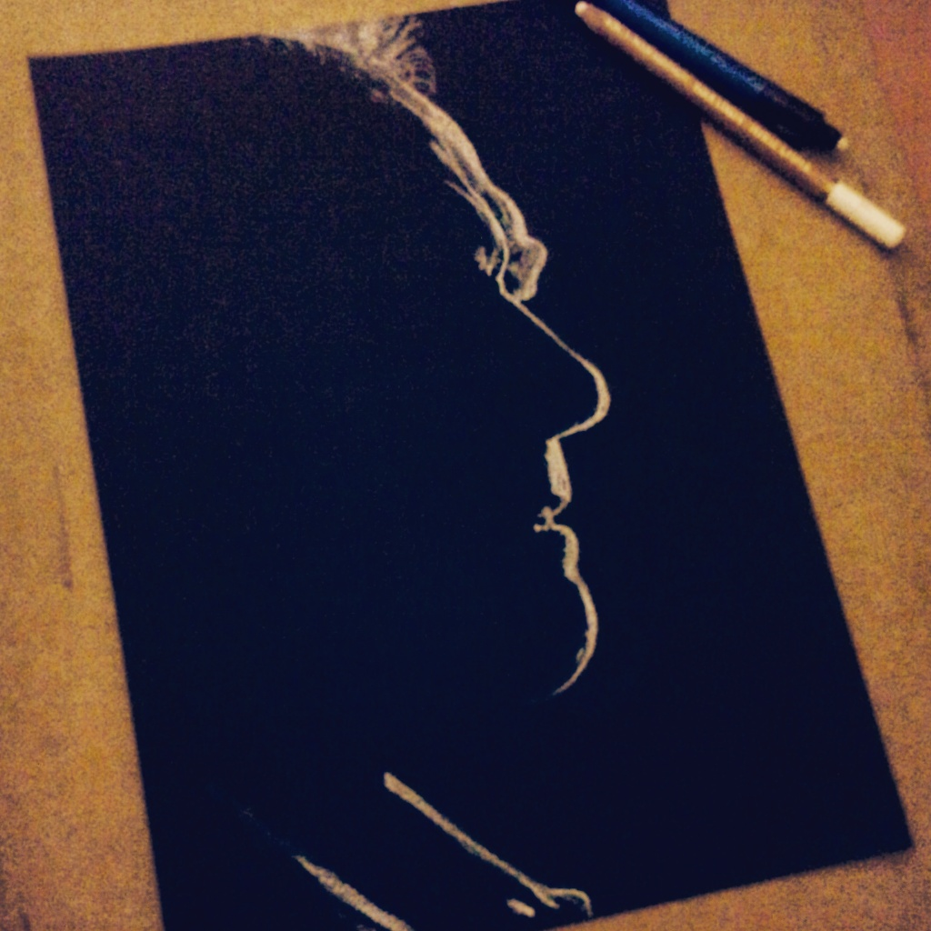 rysunek grafika draw art pencil traditional