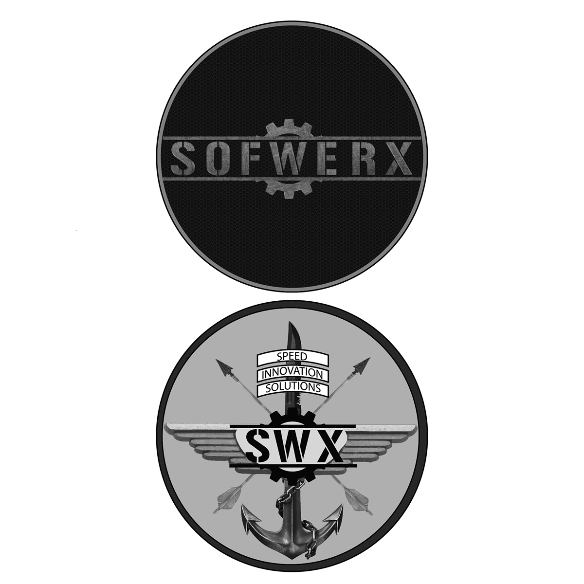 Challenge Coin - SOFWERX on AIGA Member Gallery